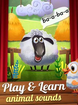 Kids Theater: Farm Show🎵🐮❤️️ screenshot 2