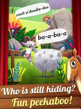 Kids Theater: Farm Show🎵🐮❤️️ screenshot 4