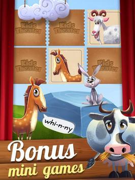 Kids Theater: Farm Show🎵🐮❤️️ screenshot 5
