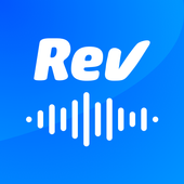 Rev Audio & Voice Recorder icon