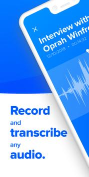 Rev Audio & Voice Recorder poster