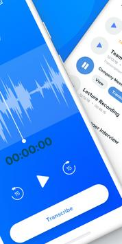 Rev Audio & Voice Recorder screenshot 1