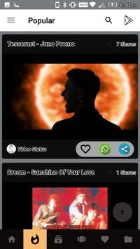 TheBandRevolution : Music Video Promo Status screenshot 4