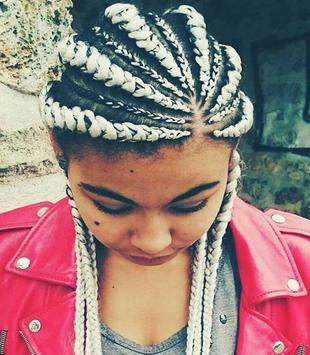Cornrow Hairstyle poster