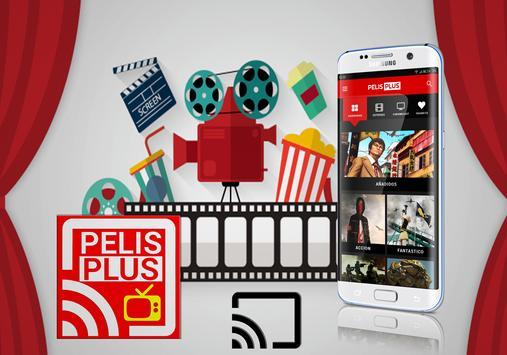PelisPLUS Chromecast 截圖 4
