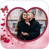 Photo Frame Love Effect icon