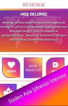 Revenge - Şifresiz Beğeni poster