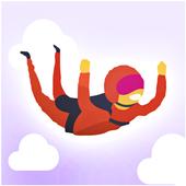 Infinite Skidiving icon