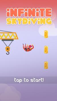Infinite Skidiving poster