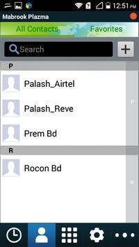 Mabrook Plazma screenshot 2