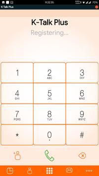 K Talk Plus screenshot 2