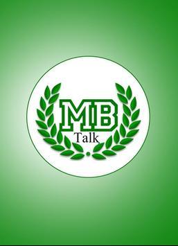 MBTalk  iTel poster