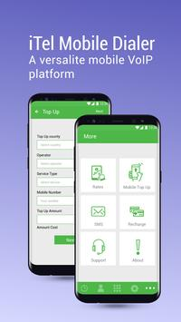 iTel Mobile Dialer Express screenshot 6