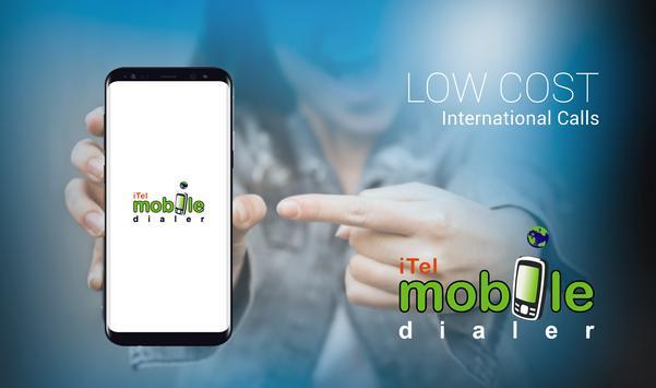 iTel Mobile Dialer Express gönderen