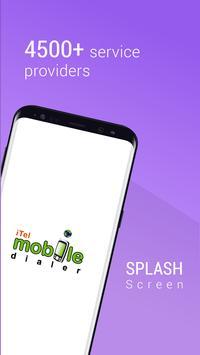 iTel Mobile Dialer Express Ekran Görüntüsü 1