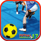 Futsal football 2018 - Soccer and foot ball game icon