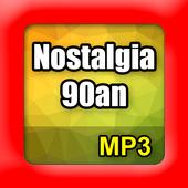 Lagu Nostalgia 90an Popular Mp3 icon