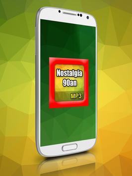 Lagu Nostalgia 90an Popular Mp3 screenshot 1
