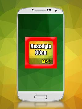 Lagu Nostalgia 90an Popular Mp3 screenshot 2