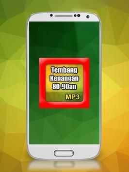 Lagu Tembang Kenangan 80-90an Mp3 screenshot 2