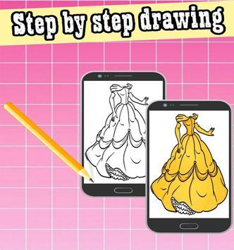 how to draw a dress screenshot 2