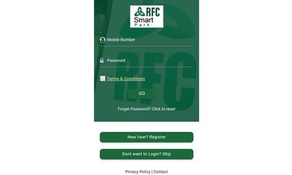 RFC Smart Park screenshot 7