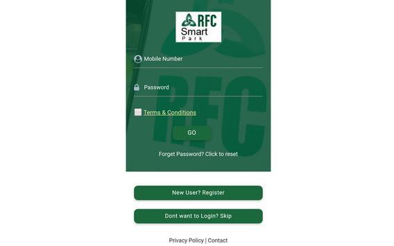 RFC Smart Park screenshot 4
