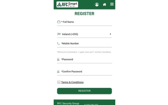 RFC Smart Park screenshot 6