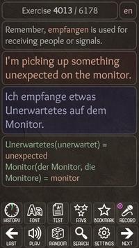 Learn German from scratch full screenshot 1