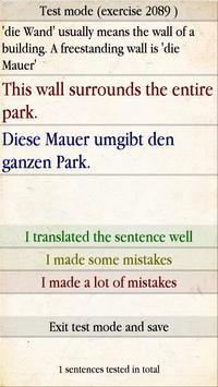 Learn German from scratch full screenshot 2