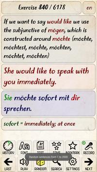 Learn German from scratch full screenshot 4