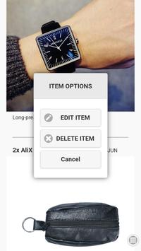 Incoming! Follow your online purchases screenshot 3