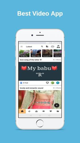 Rg Clip Popular Whatsapp Status Videos App For Android