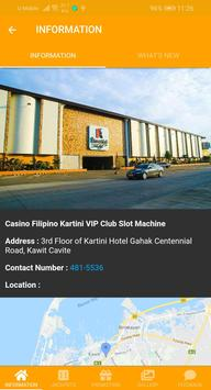 Casino Filipino (FWIL) screenshot 1