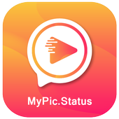 MyPic Status - Lyrical Video Maker With Song icon