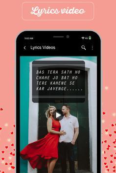 MyPic Status - Lyrical Video Maker With Song screenshot 1