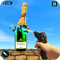 Impossible Bottle Shoot : Gun Shooting Games