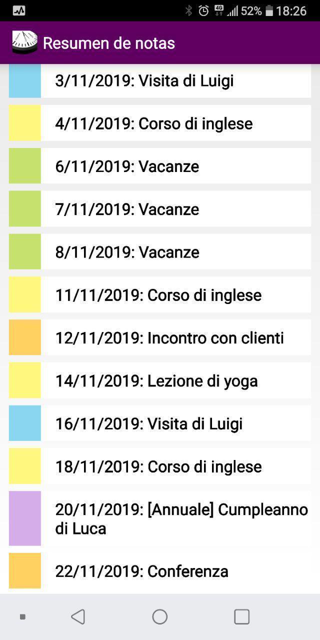 Calendario Italiano 2020 Con Festivita.Calendario Con Giorni Festivi 2020 In Italia For Android