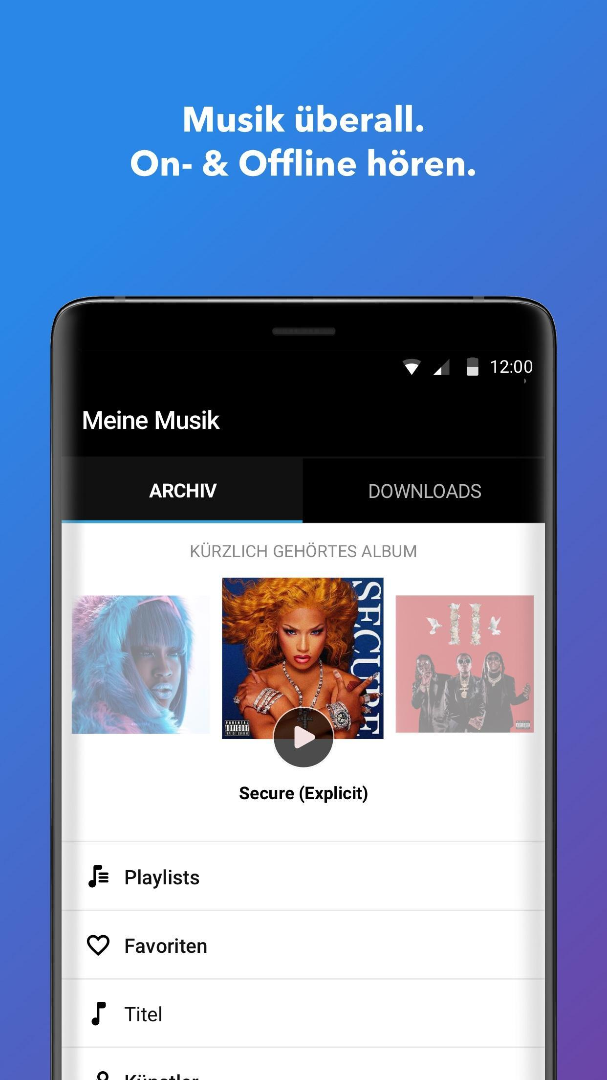 ALDI life Musik for Android - APK Download