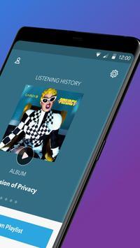 Napster Ekran Görüntüsü 1