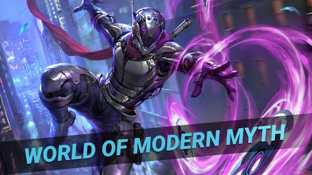 Mythgard poster