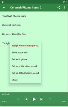 Taushiyah Rhoma Irama screenshot 2