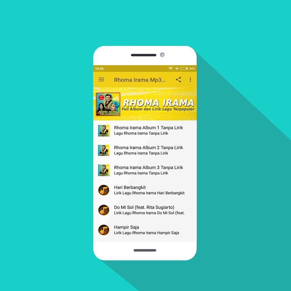 Lagu Rhoma Irama Mp3 Lirik Lengkap For Android Apk Download