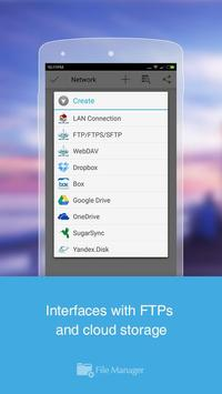 File Manager скриншот 3