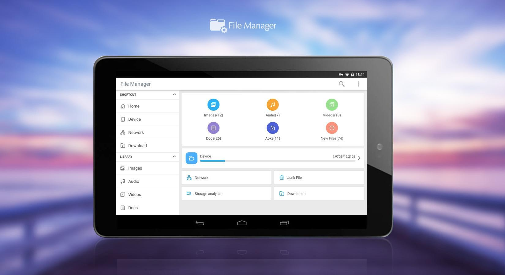 CM FILE MANAGER for Android - APK Download