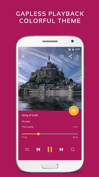 Trình phát nhạc Pulsar - Pulsar Music Player ảnh chụp màn hình 1