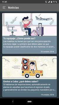 Normas Aduaneras de Cuba screenshot 4