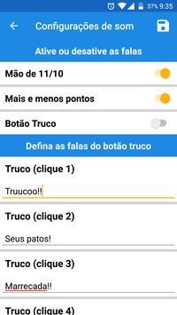 Marcador de Truco screenshot 3