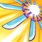Knives Crash icon