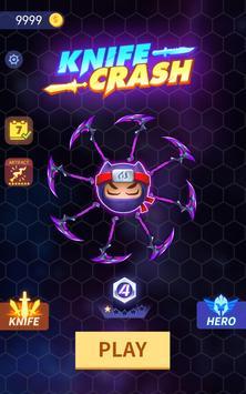 Knives Crash screenshot 5